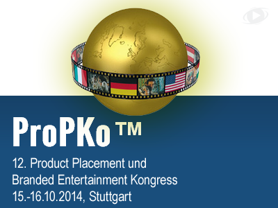 12. Product Placement Kongress