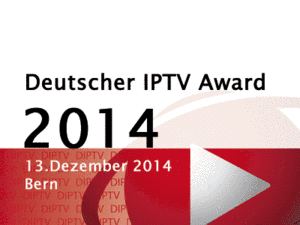 DIPTV Award 2014 in Bern
