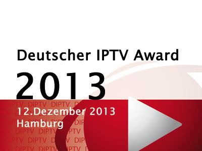 DIPTV Award 2013 in Hamburg – Die Nominierten stehenfest.