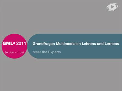 E-Learning-Tagung GML² 2011