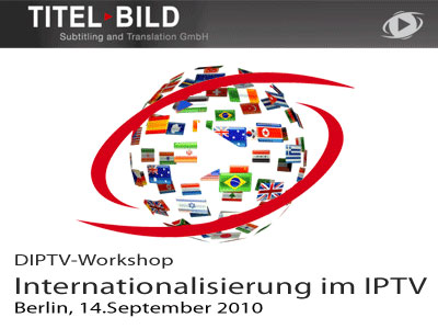 Internationalisierung mit IPTV