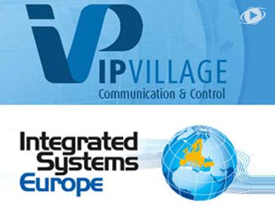 IP Village auf der ISE Amsterdam2011