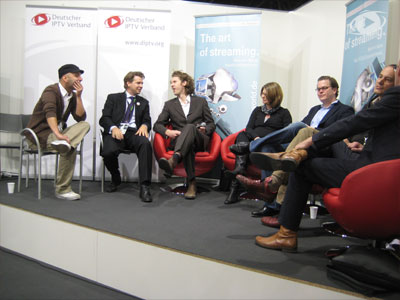 Workshop auf der OMD Halle 11 Stand 22 – Standards in der Media Planing – Düsseldorf