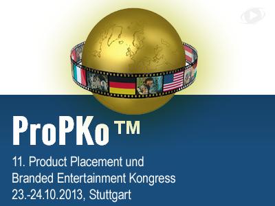 11. Product PlacementKongress