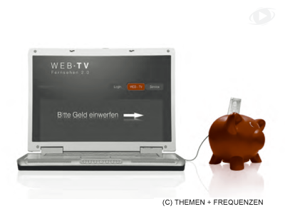 Web-TV bald kostenpflichtig? Alexander Schulz-Heyn im Interview mit Themen+Frequenzen
