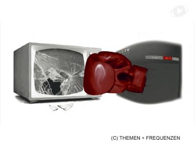 Die TV-Konkurrenz Nummer 1: Alexander Schulz-Heyn im Interview mit Themen+Frequenzen